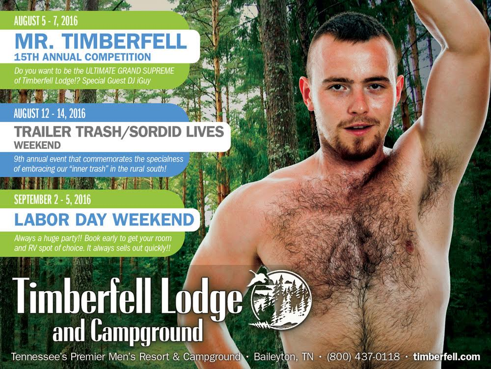 July 27th Timberfell for Aug